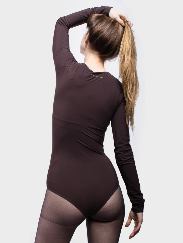 Fitted LS Bodysuit