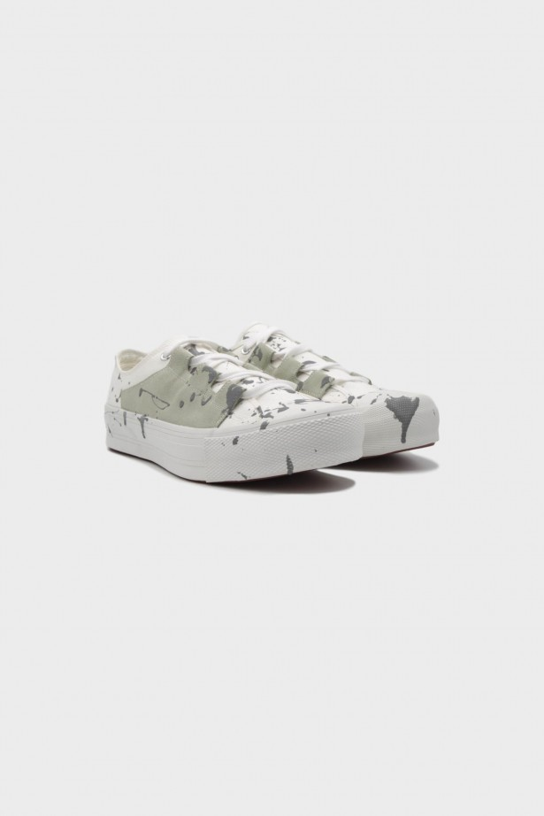 Needles Asymmetric Ghillie Sneaker