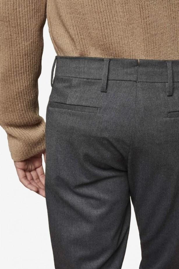 Theo 1393 Regular Wool Polyester Chino