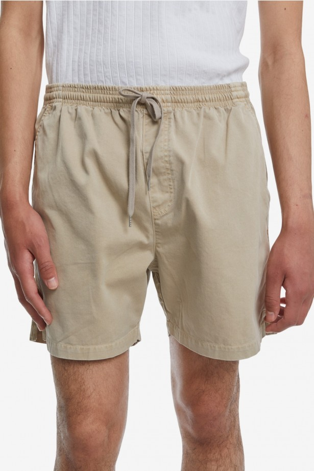 Shorts Twill Garment Dyed