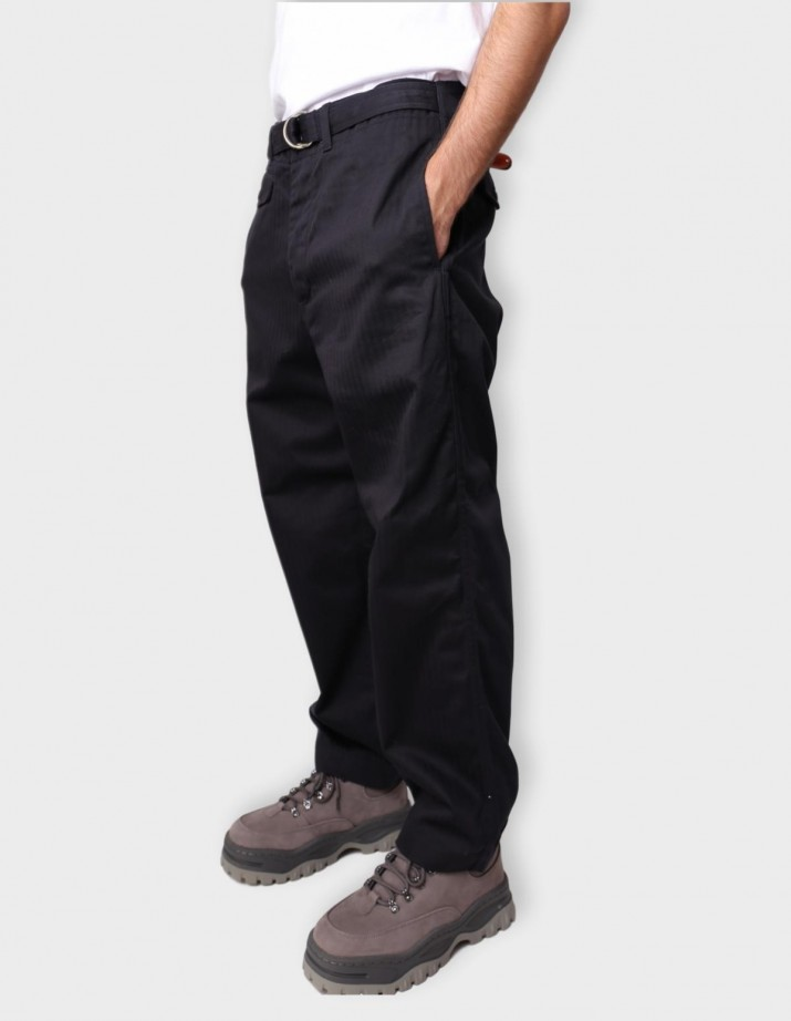 D-Ring Belted Pants