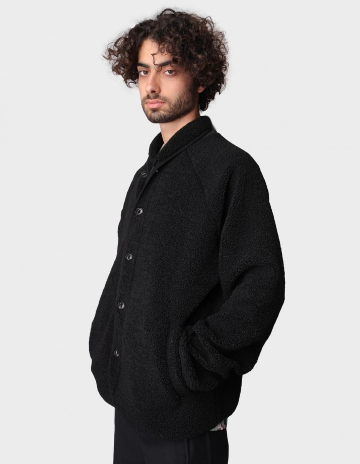 Fleece Beach Jacket
