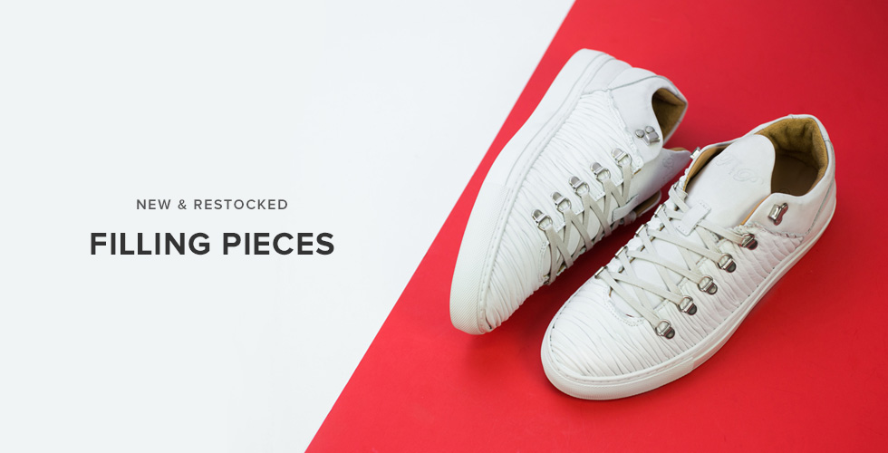 New & Restocked Filling Pieces