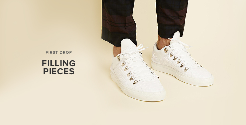 Filling Pieces AW14
