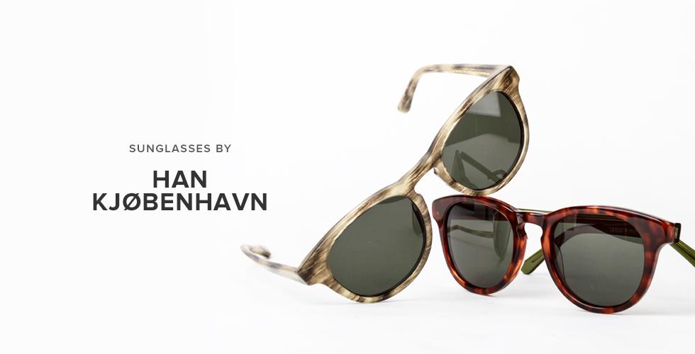 HAN Kjøbenhavn Sunglasses