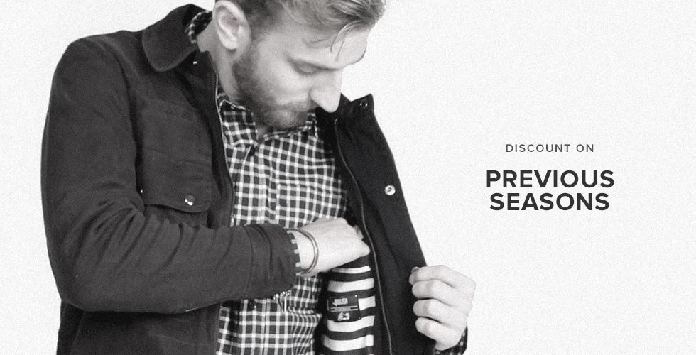 Sale: Previous Seasons