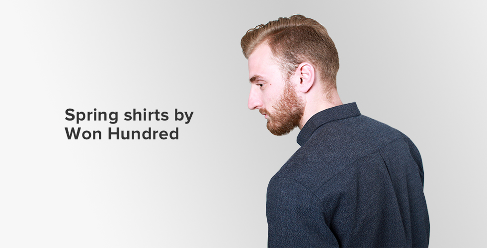 Spring Shirts by Won Hundred