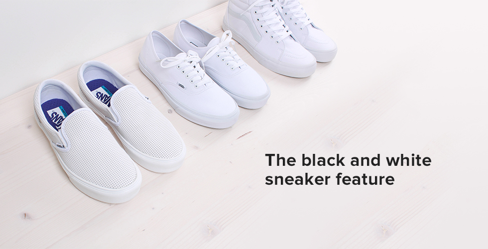 Feature: Sneakers