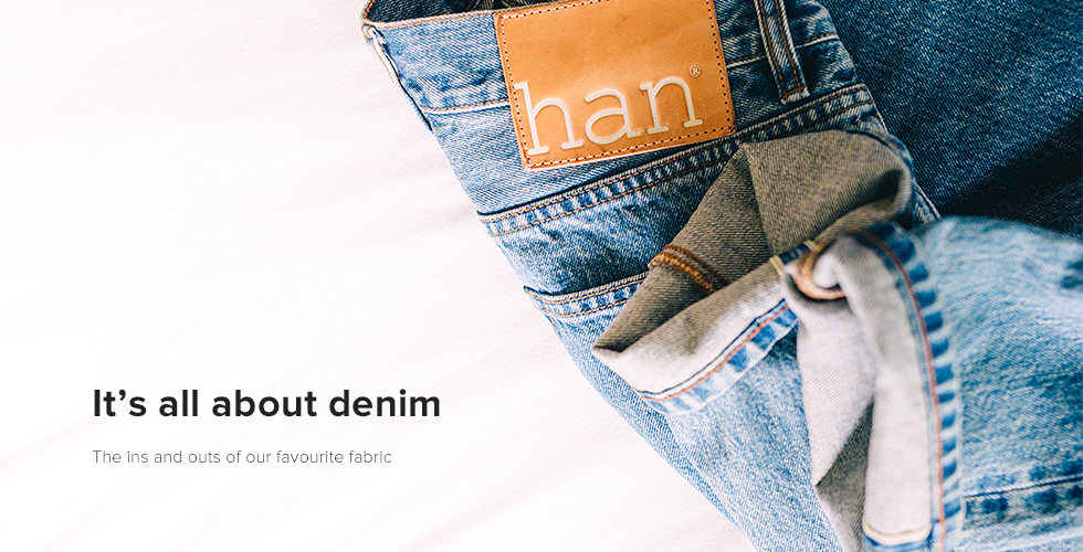 It's all about denim