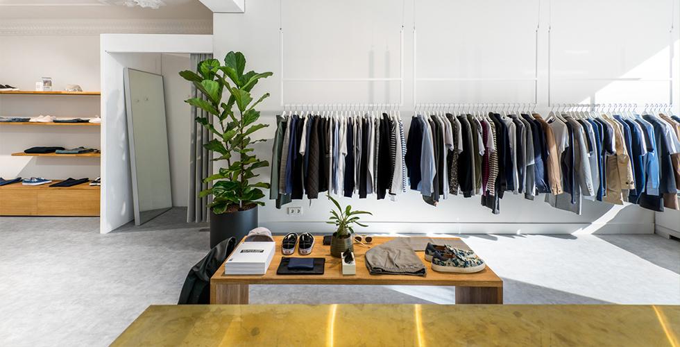 Afura Store Interior