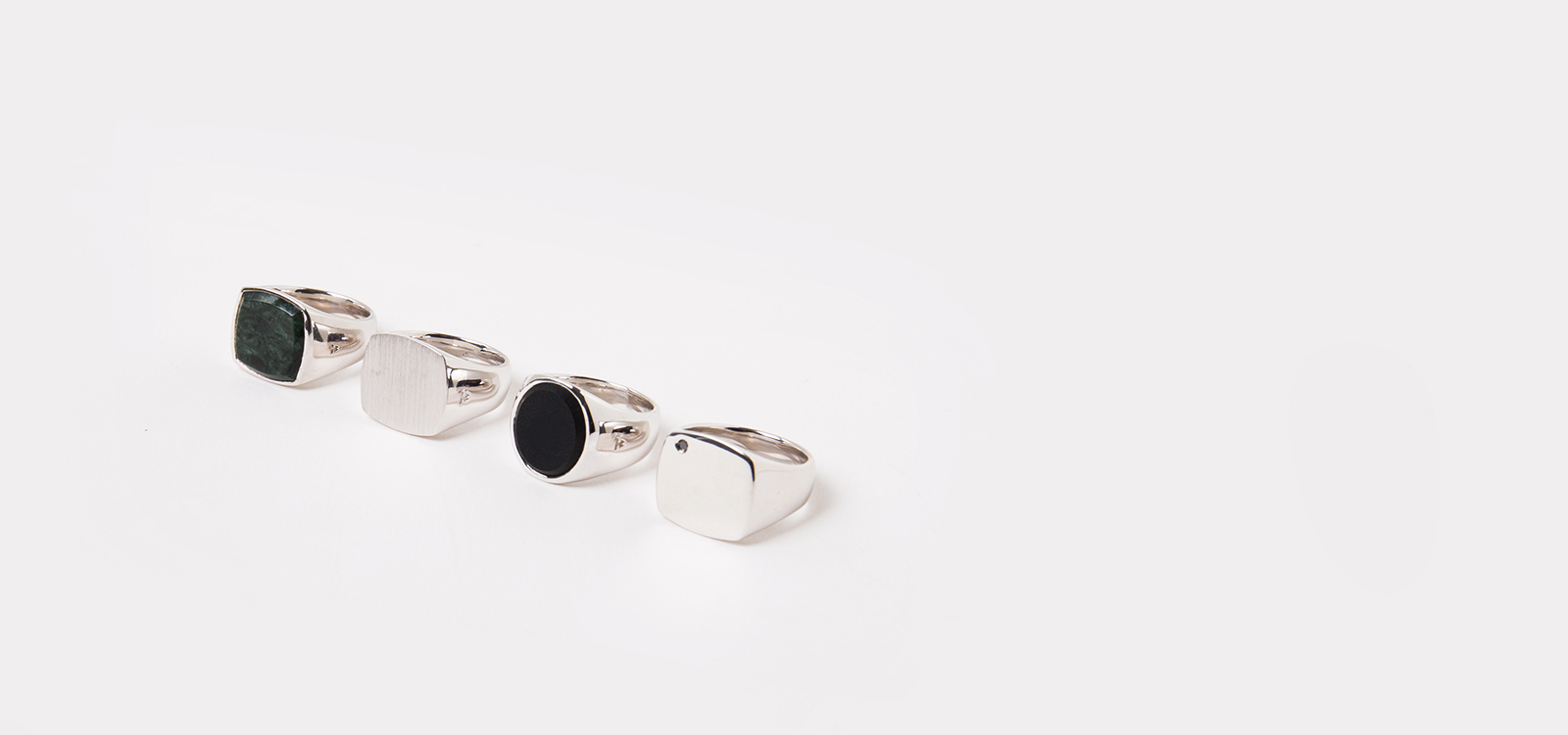 Identify yourself with a signet ring by Tom Wood