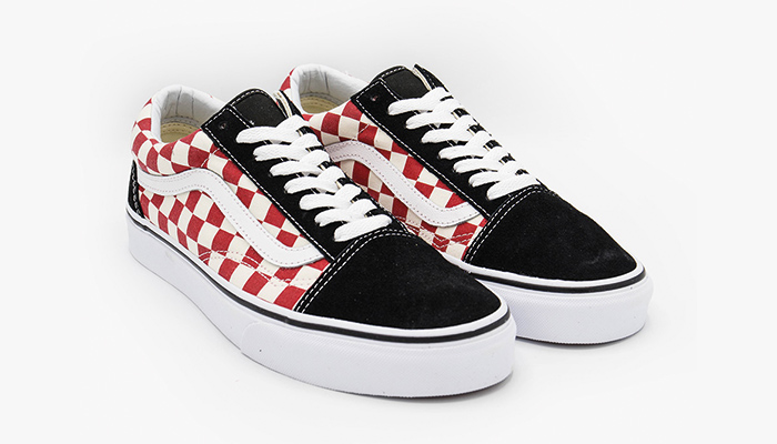 Vans: It's a checkerboard thing