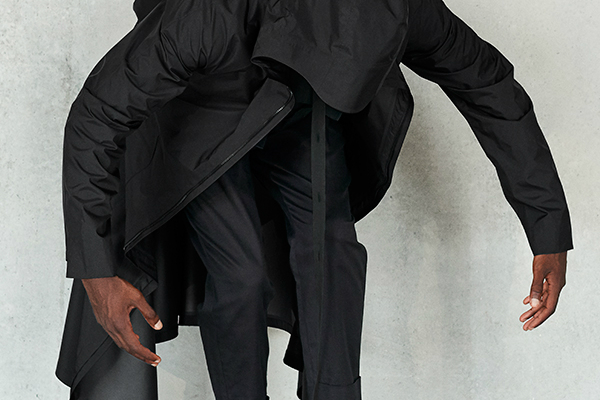 Senscommon: The ultimate raincoat