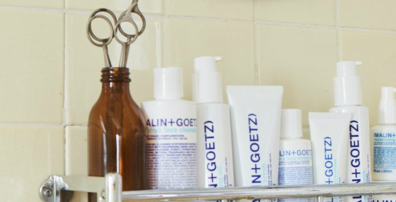Malin+Goetz: apothecary skincare from the Big Apple